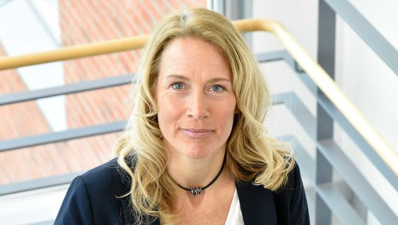 Elinore Axelsson at Volvo Group has the power to influence her work