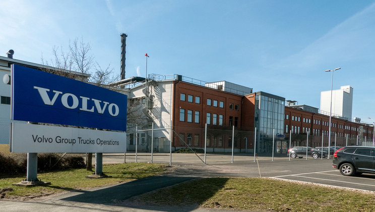 Volvo Group investing billions in Skövde