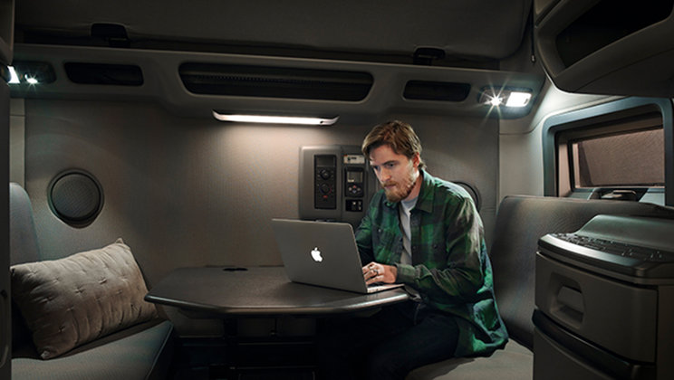 Volvo Trucks to Offer Versatile Workstation