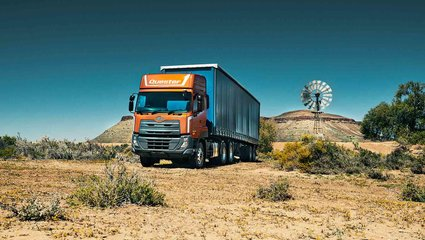 On the road | Volvo Group