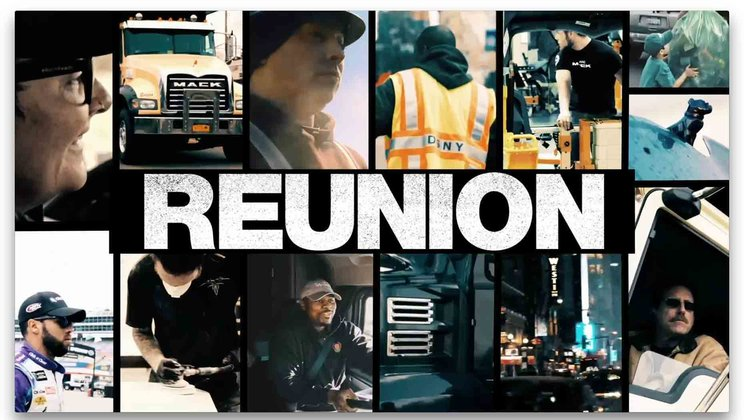 Mack Trucks Wraps Up RoadLife Series with 'Making Of' Episode