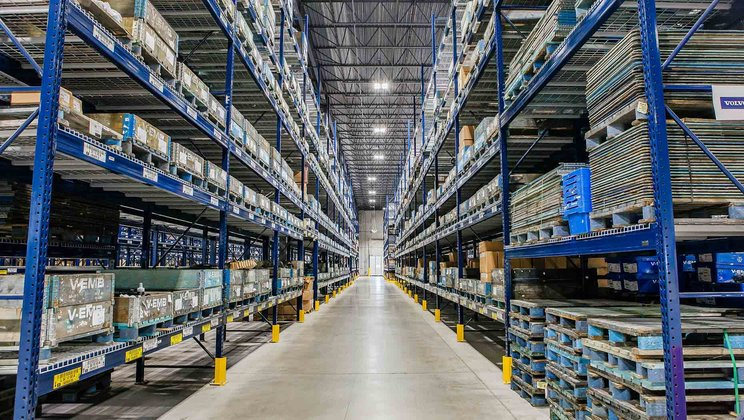 Volvo-CE-opens-parts-distribution-center-in-Canada