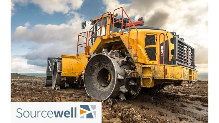 Sourcewell Awards Heavy Equipment Contract to VCE