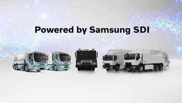 Samsung and Volvo Group alliance
