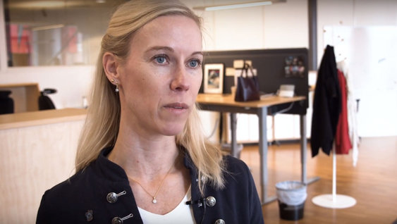 Karin Nordling - Director at Supporting Services at Volvo Group