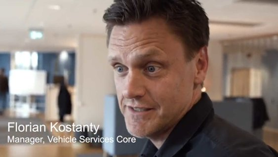 Florian Kostanty - Manager at Vehicle Service Core at Volvo Group