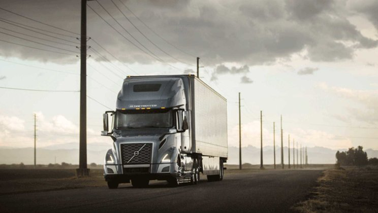 Volvo Trucks North America Partners with Geotab