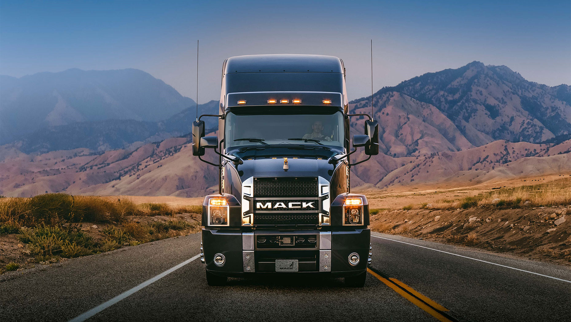 Mack Trucks Celebrates of its 100th Anniversary