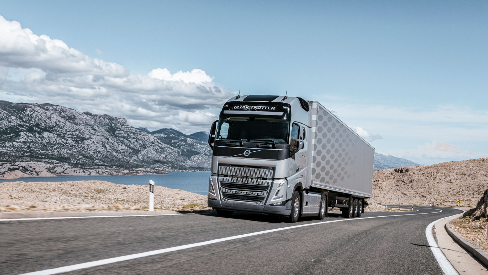 That Volvo FH with I-Save could slash the cost of fuel considerably