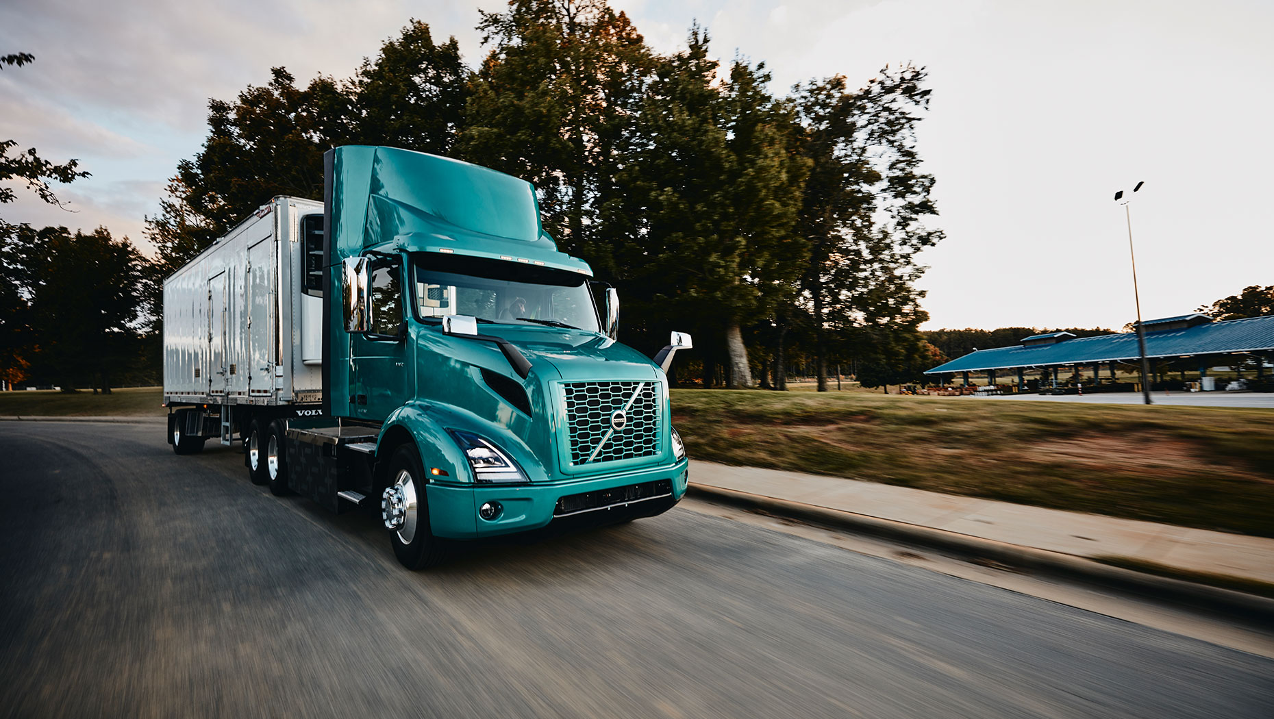 Volvo Trucks Leads Electrification of North American Trucking Industry with Commercialization of Volvo VNR Electric Model