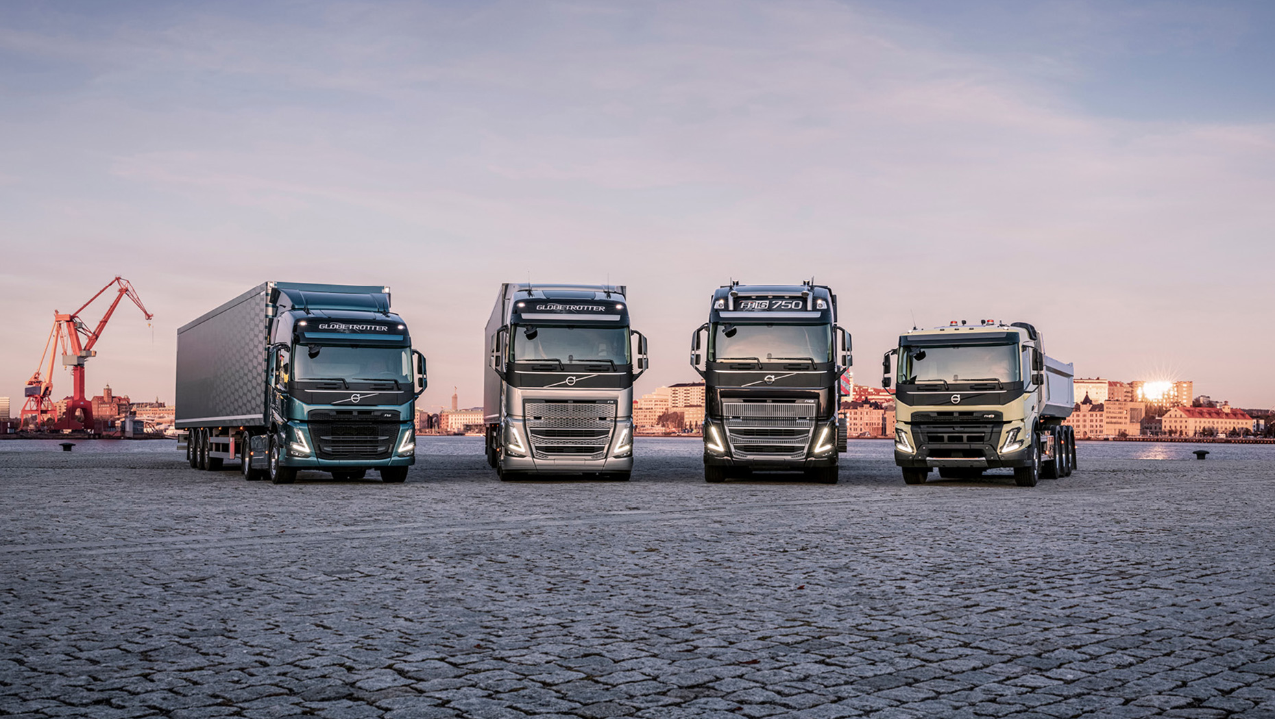 Volvo Trucks Launches New Generation Of Heavy Duty Trucks With The Driver In Focus