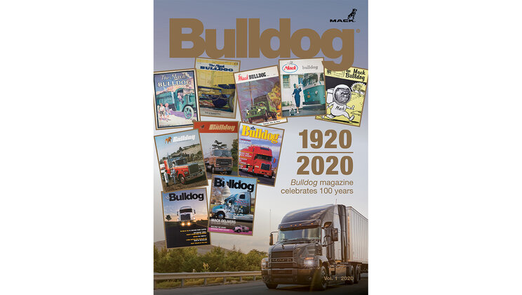 Mack Trucks' Bulldog Magazine, one of the oldest corporate publications in the U.S.
