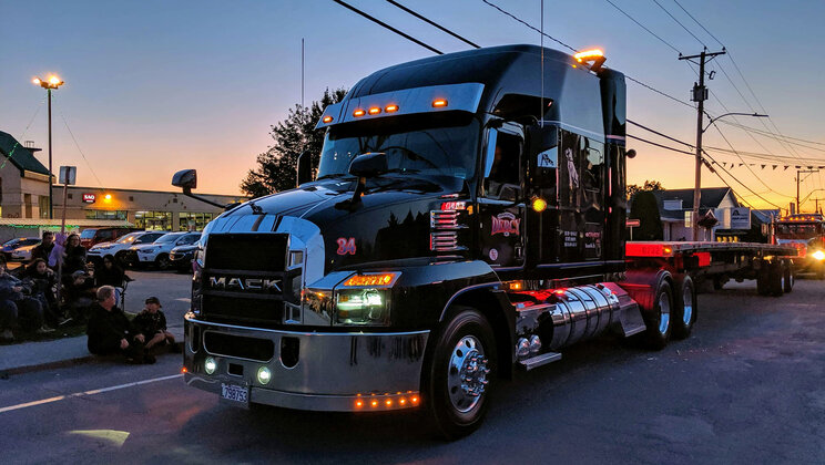 Mack Trucks' Customers Take Starring Role in  2021 Mack Calendar