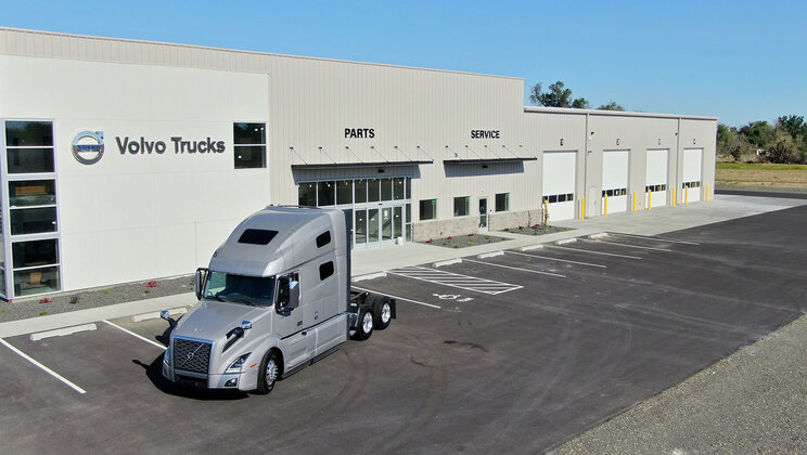 Established Volvo Trucks Dealer Northwest Equipment Sales Adds First Location in Washington State