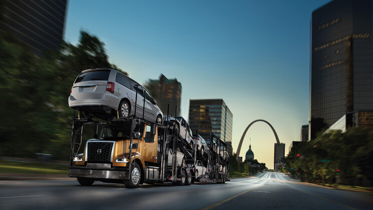 Volvo Trucks Redesigns VAH Model for Maximum Payload and Modern Look