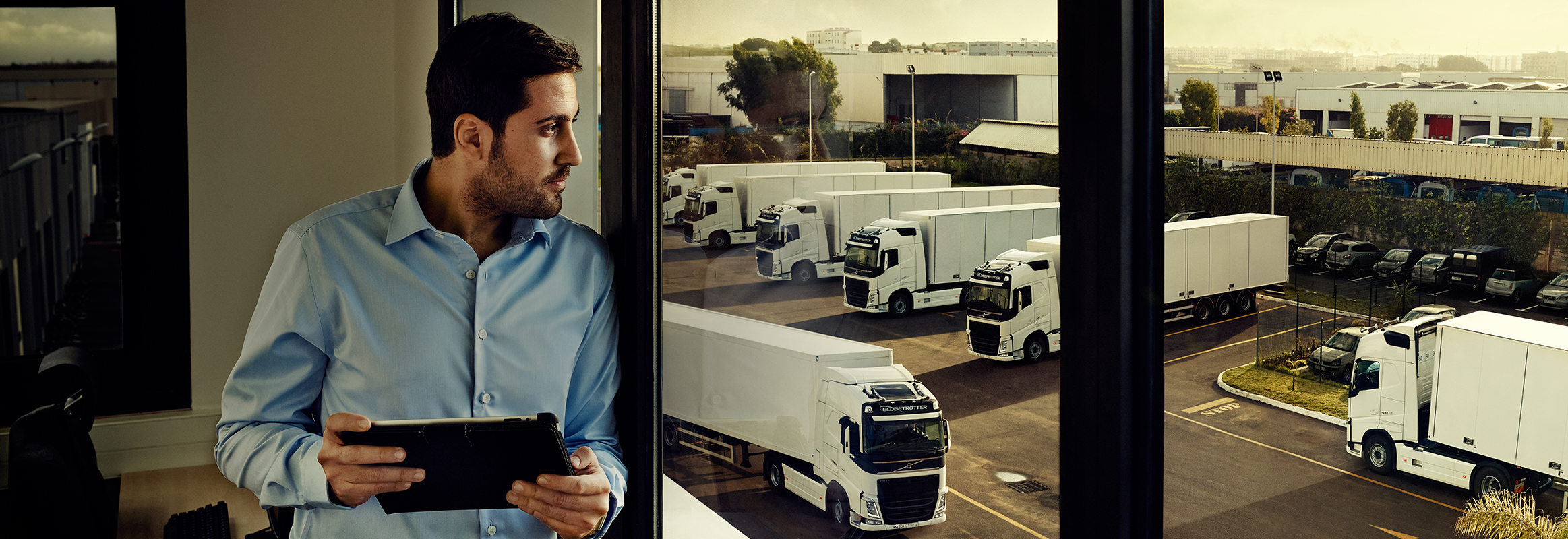 Logistics Solutions | Volvo Group