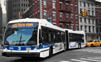 Volvo order for 328 buses for New York City