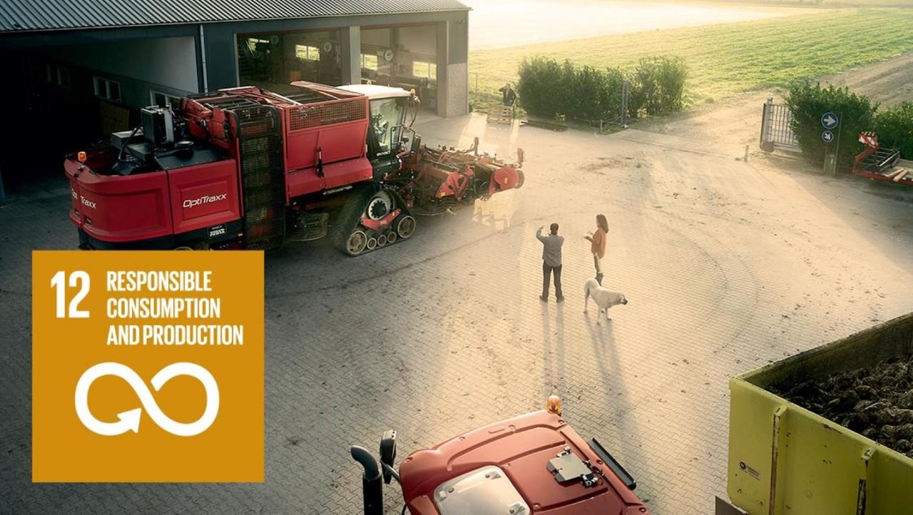 UN SDG 12 - Verantwoorde consumptie en productie