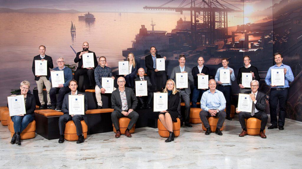 2019年沃尔沃技术奖获奖团队