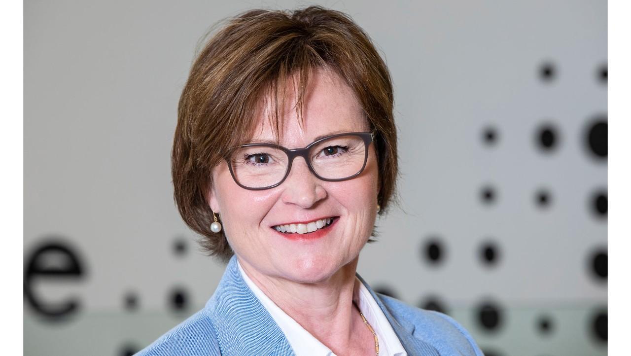 Fredérique Biston, Senior Vice President AB Volvo, responsable du bureau Volvo Group Representation, EU