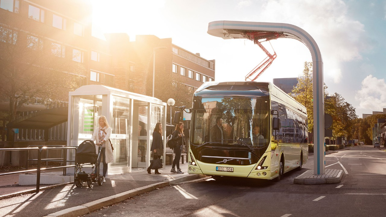 Volvo Buses to exhibit cutting edge electro mobility solutions at UITP Montreal; prepares to welcome ASRTU delegation
