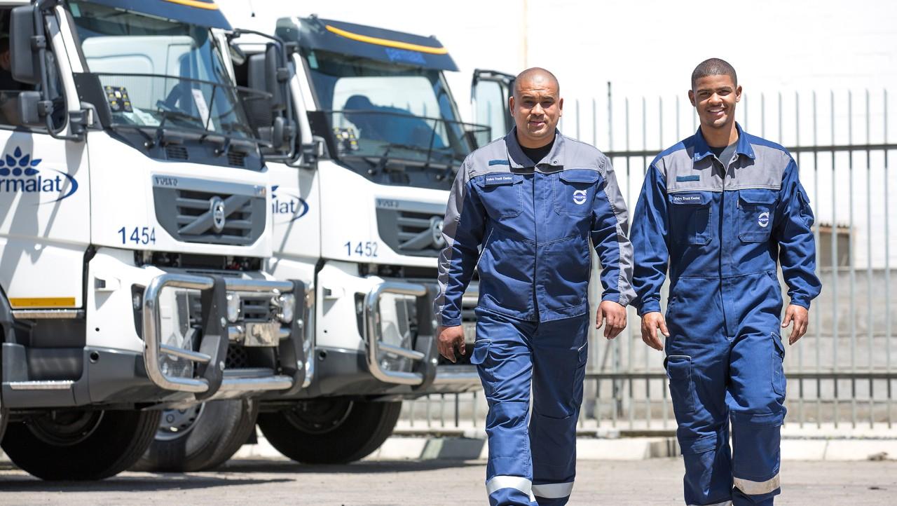 성과는 Volvo Group의 핵심 가치 중 하나입니다.