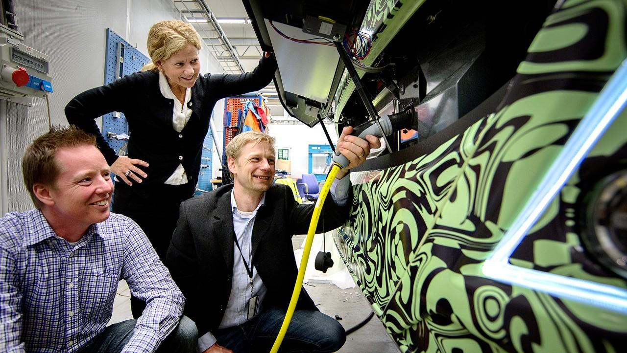 Изменение является важнейшей основой ценностью Volvo Group.