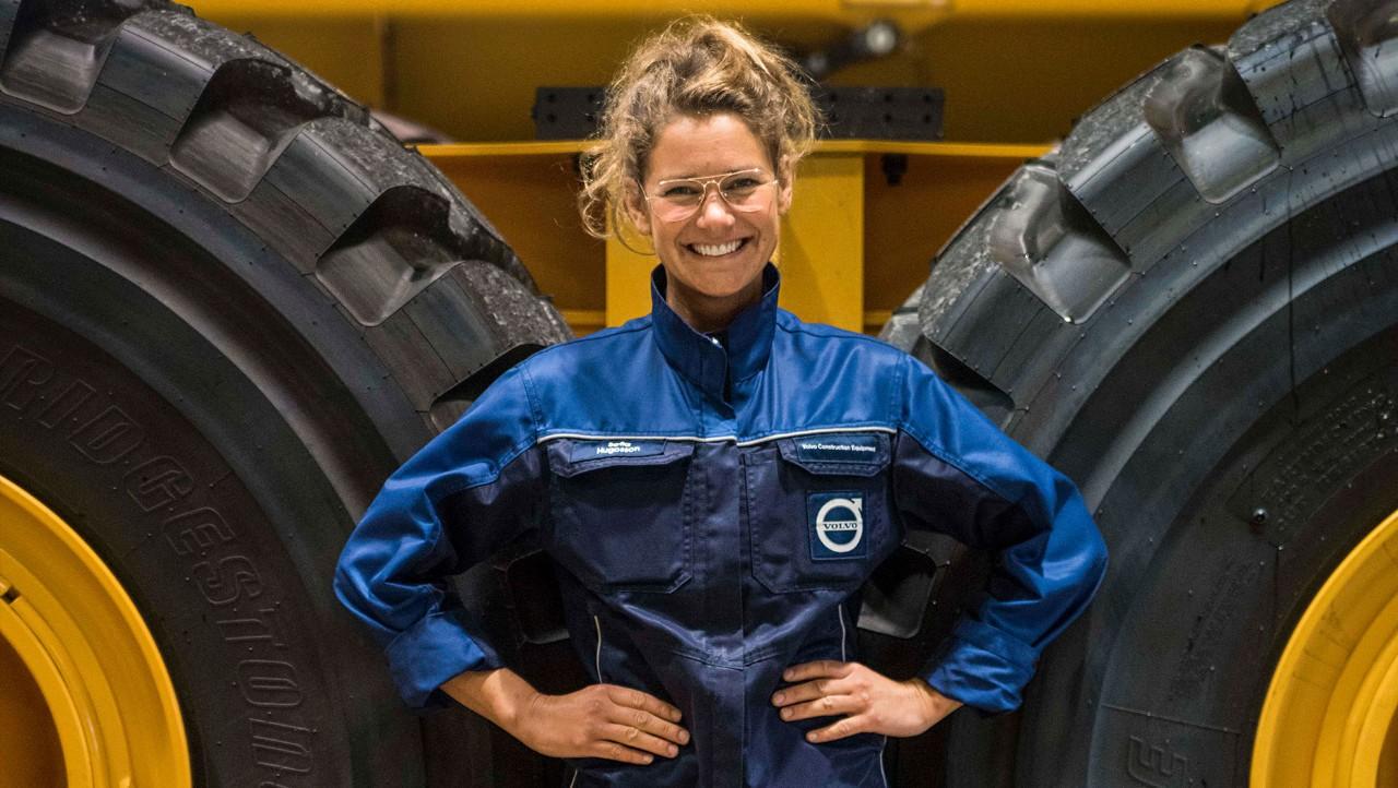 Энтузиазм является важнейшей основой ценностью Volvo Group.