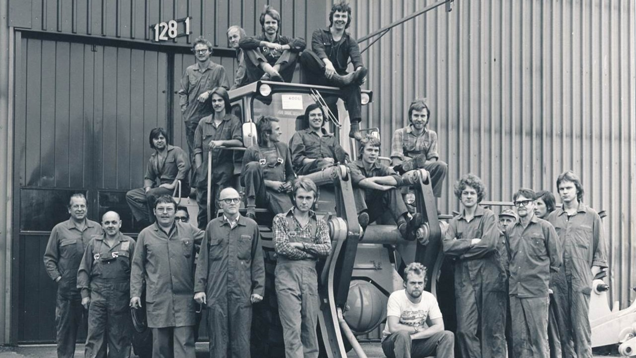 130 years of dedication and commitment at the Arvika plant