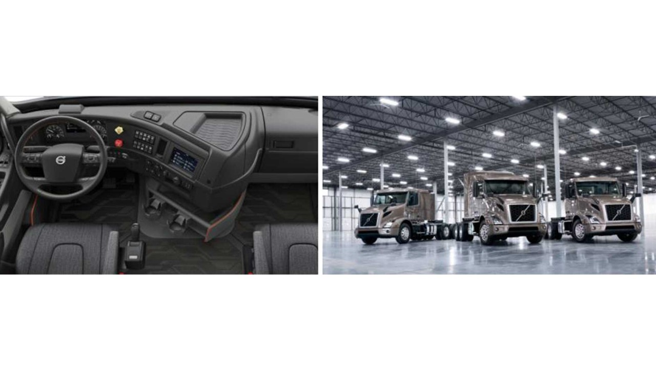 Volvo Trucks Defines the Shape of Trucks to Come with New VNR Regional Haul Model