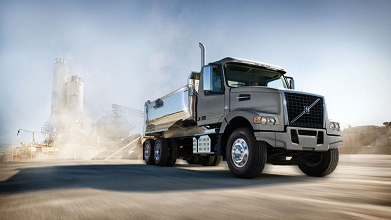 Volvo Trucks to Exhibit Vocational Strength and Versatility at World of Concrete 2018
