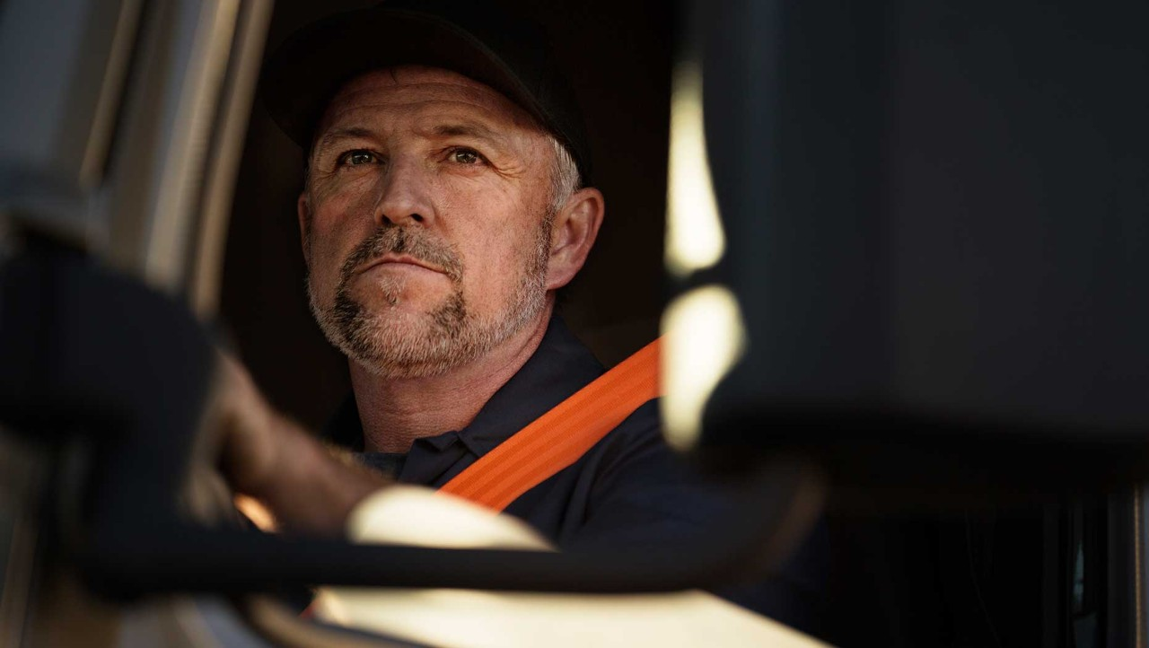 Volvo Trucks Thanks Professional Truck Drivers, the Movers of Our World