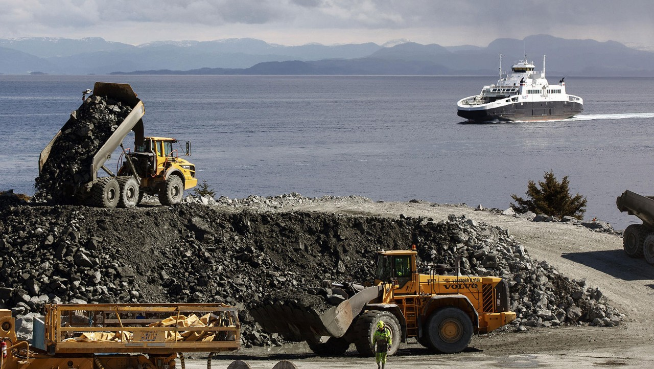 Going deep to build the world´s longest road tunnel