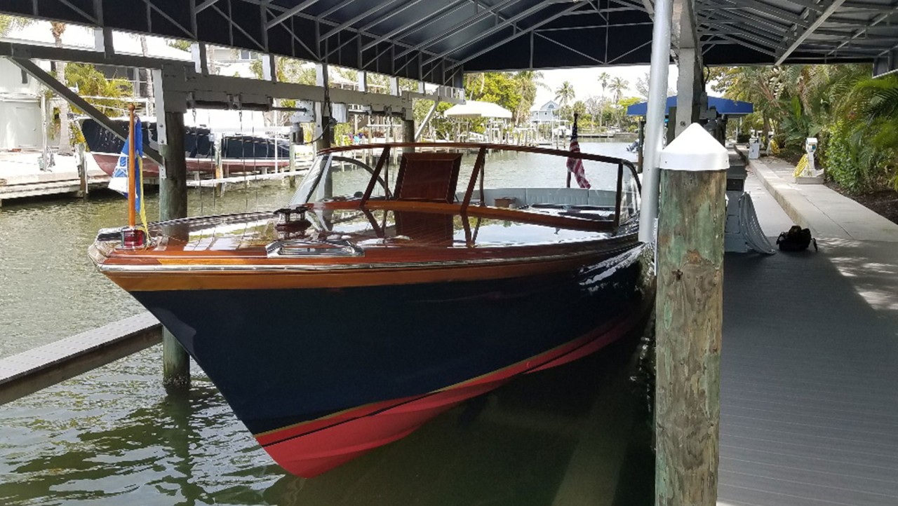 Vintage Bertram Moppie Takes Off with Volvo Penta IPS