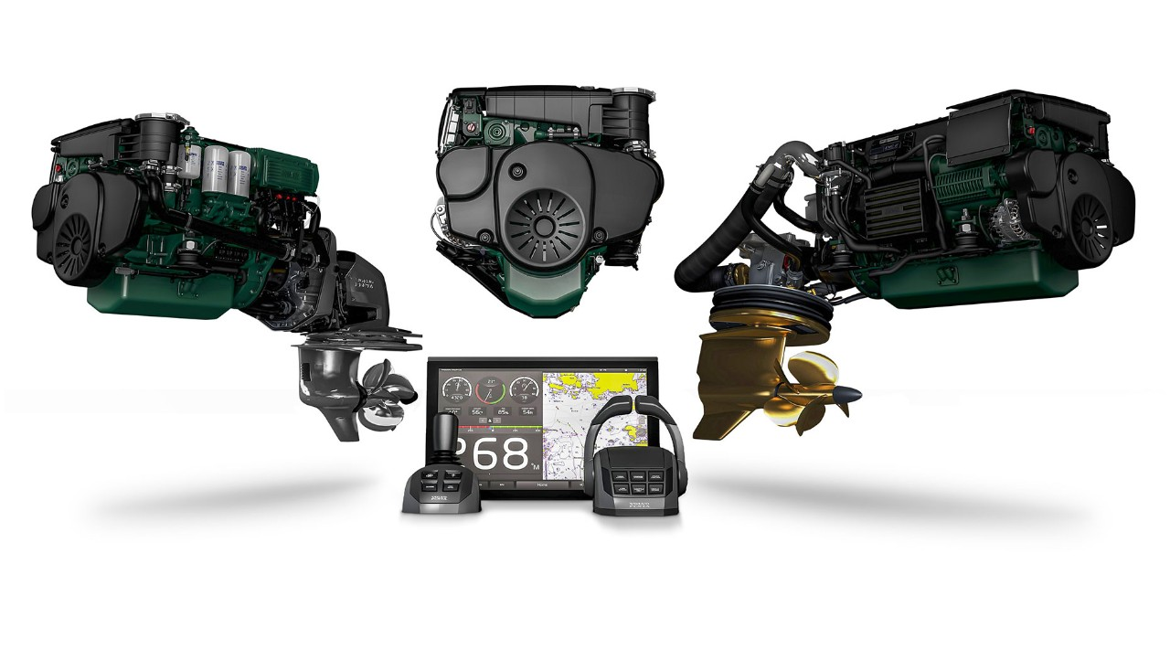 Volvo Penta Wins Marine-Industry Accolades for Innovations and Excellence