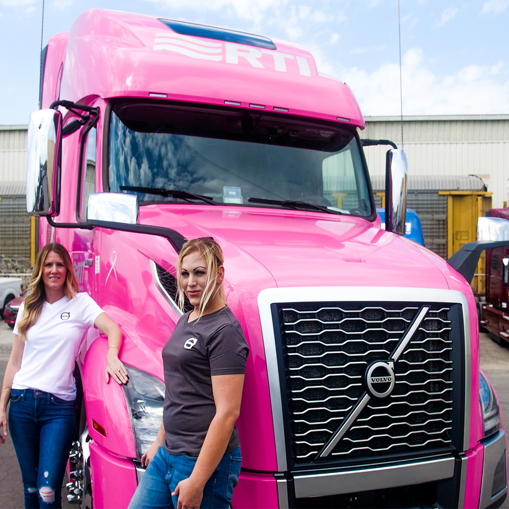 """Volvo Trucks Helps Provide Meals to Feed Truck Drivers on the Road Through Sponsoring CDLLife """"Fueling Our Heroes"""" Initiative"""