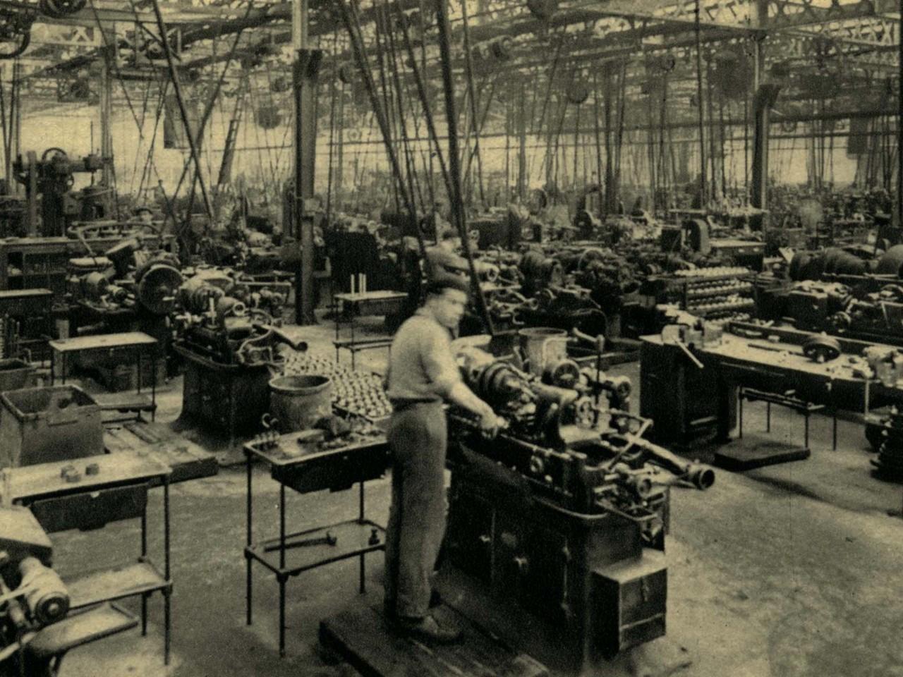 455 - Vénissieux (Rhône) usines Berliet