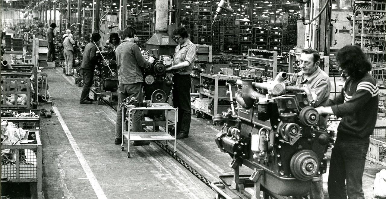 usine Berliet de Venissieux