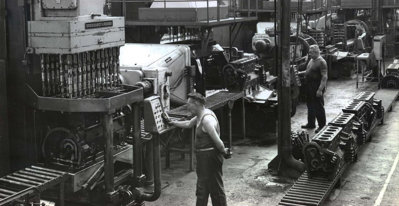 usine Berliet de Vénissieux