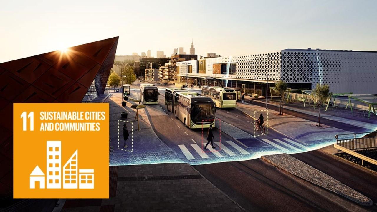 UN SDG 11 - 지속 가능한 도시 및 거주지 조성