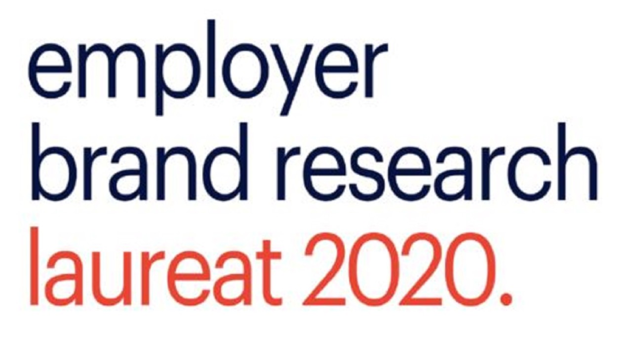 Employer Brand Research Laureat 2020