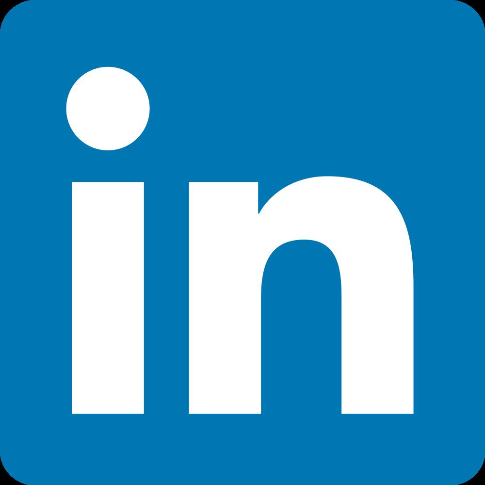 Значок LinkedIn
