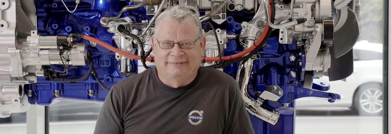 Michael Dyvefors - CAD / CAM, Cab Workshop, Group Truck Technology
